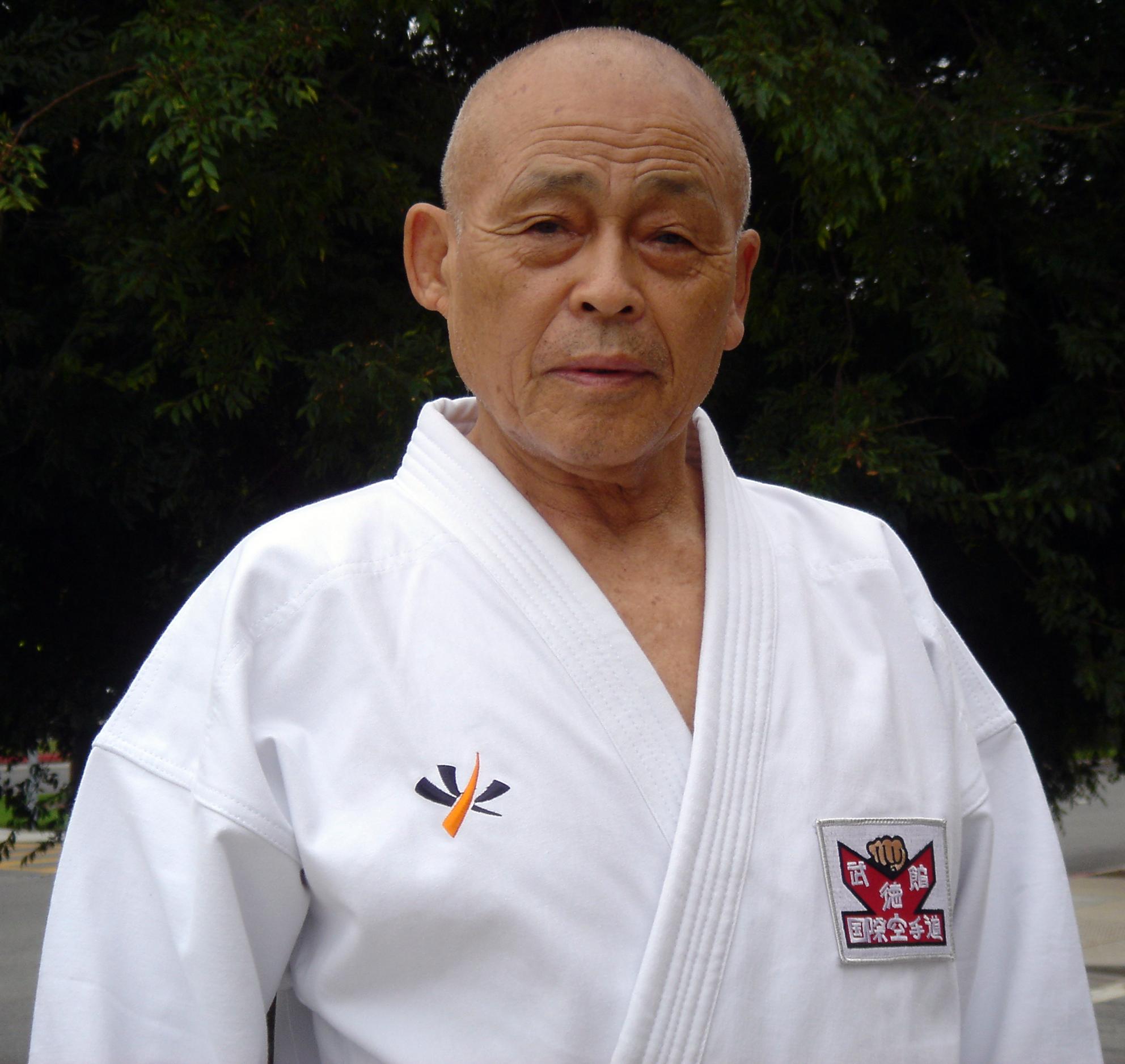 Soke Takayuki Kubota