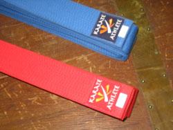 KA Tournament Belts